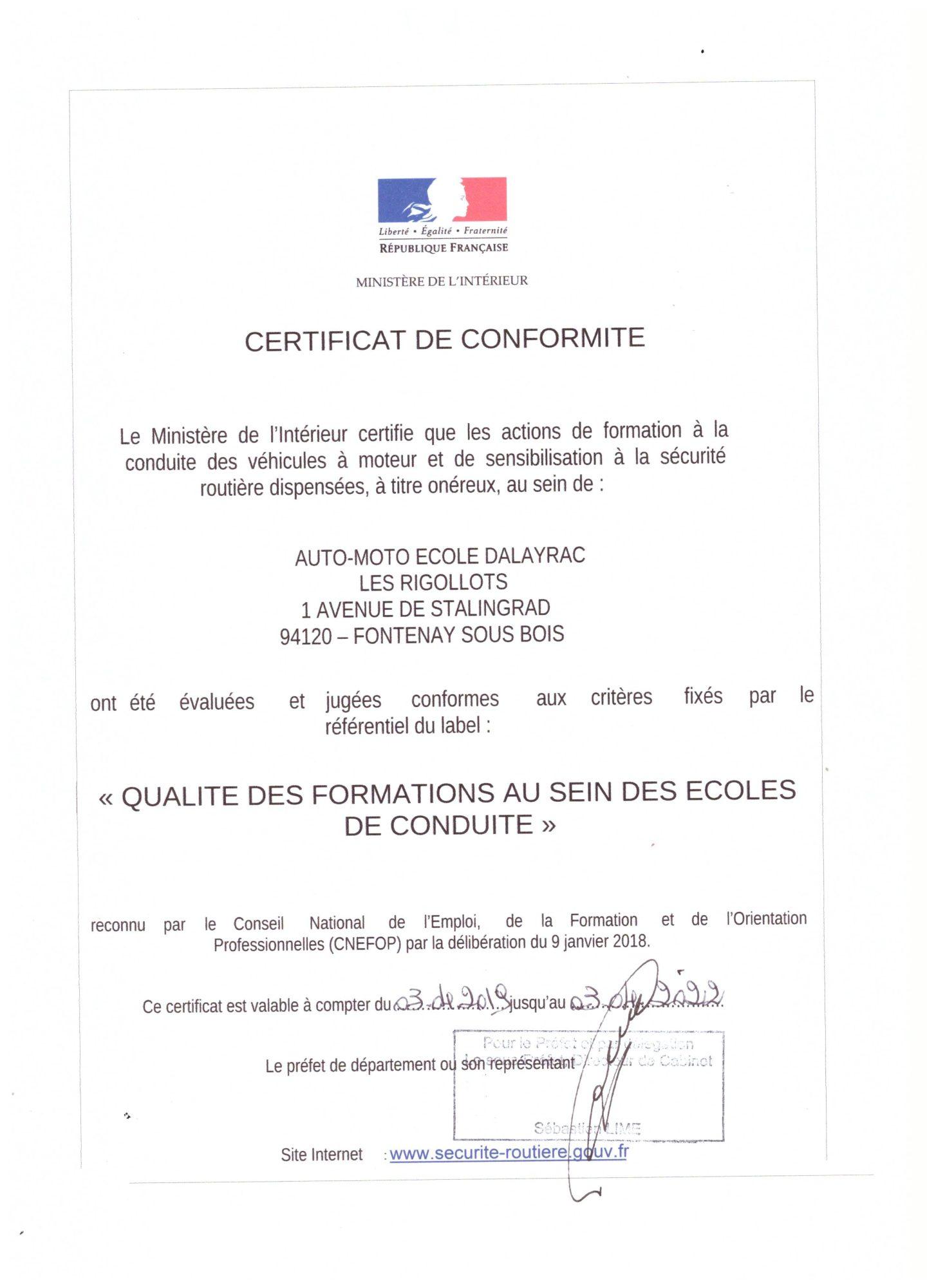Contrat Labellisation 001
